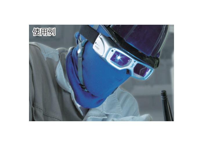 育良精機 ラピッドグラスライト用溶接フード IS-RGGF
