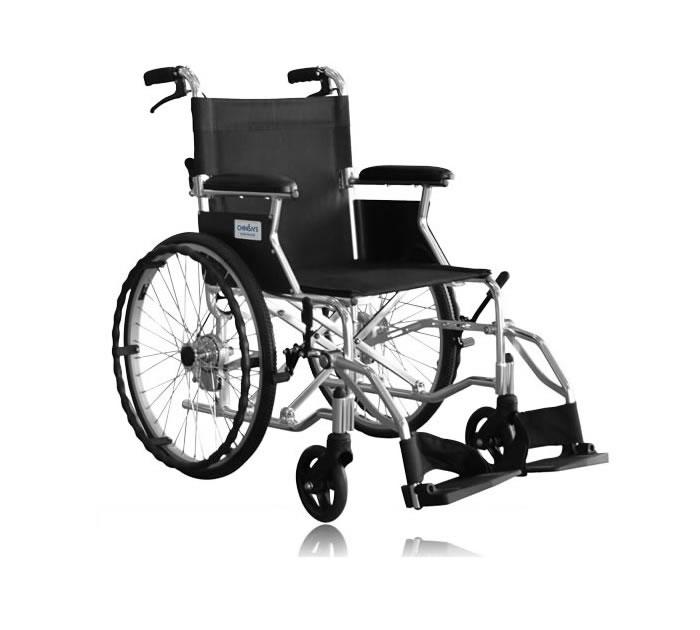 アルミ製 自走介助兼用 車椅子 トワニーDX