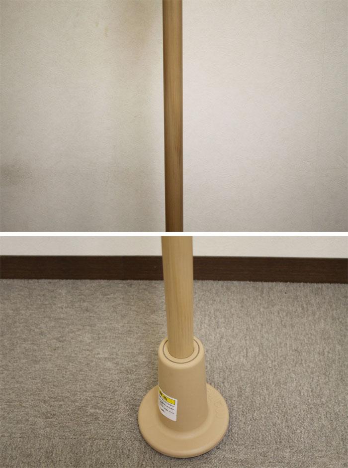 モルテン 【中古】垂直型手すり バディー 十字型 MNTCM