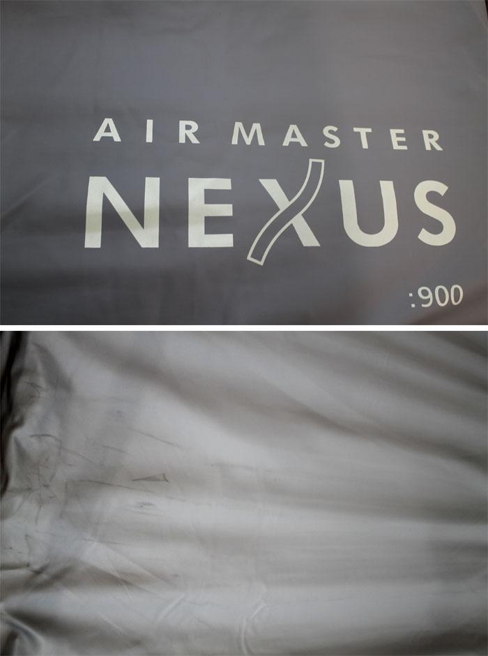 ケープ 【中古】体圧分散式エアマットレス エアマスター ネクサス CR-610 幅90cm