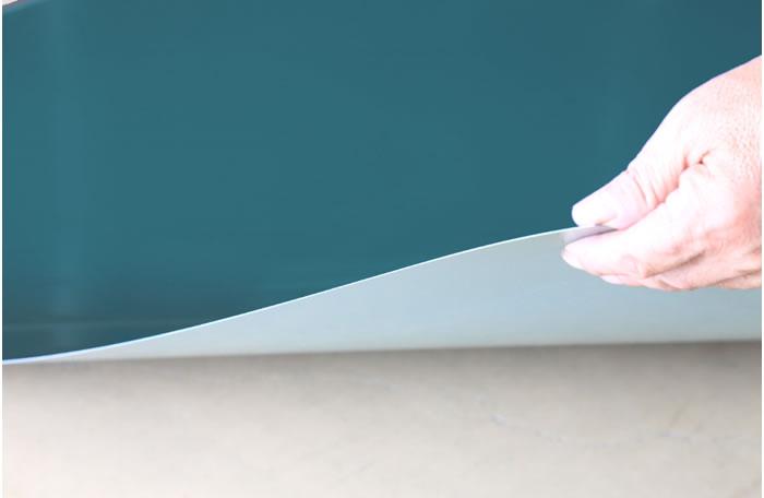 平トタン0.27(青)3×6尺 B40 Nカラー