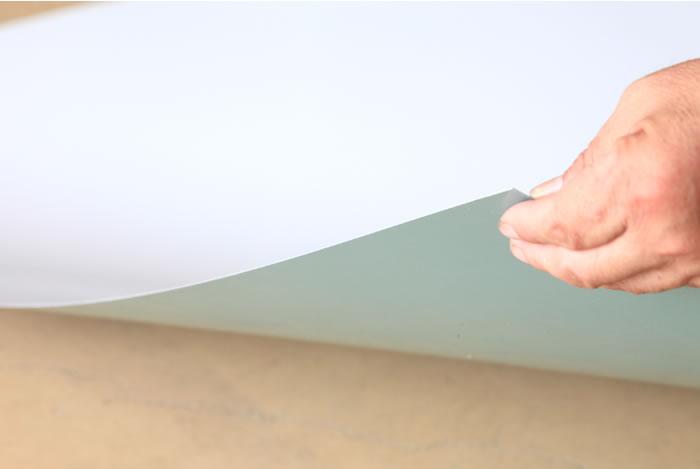 平トタン0.27(白)3×6尺 N501 Nカラー