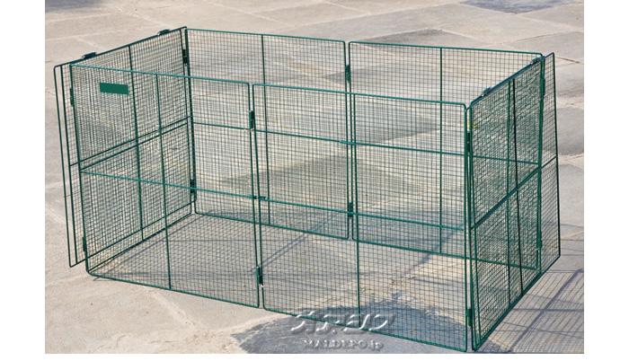 メタルテック ダストボックス(ごみ箱) DST-A1200 468L【地域別運賃】