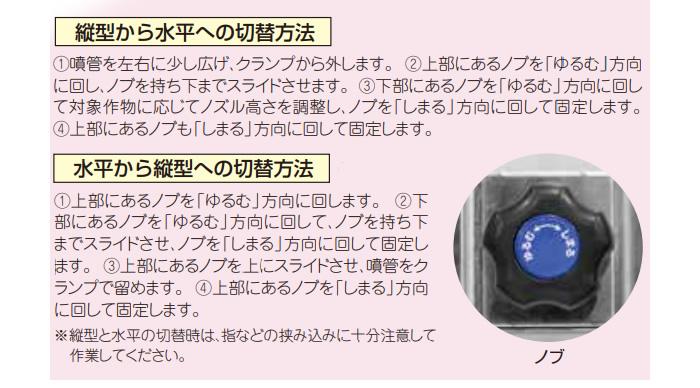ヤマホ工業(YAMAHO) カートジェッターGR型1輪 G1/4 φ8.5mmホース対応【受注生産品】【地域別運賃】