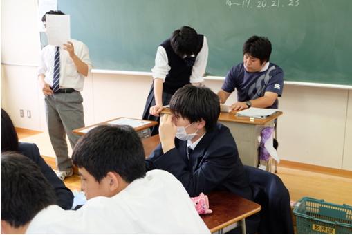 山形県立上山明新館高等学校